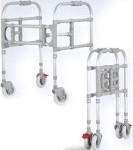 Ходунки многоопорные с 4-мя колесами