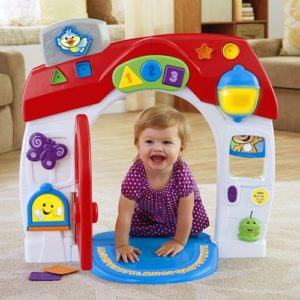 "Игровой комплекс Fisher Price ""Дом 2"""
