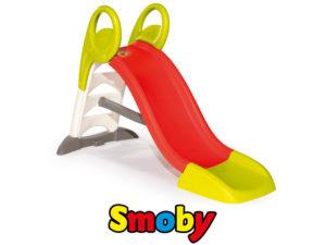 Средняя горка Smoby