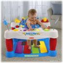 Развивающий центр с ходунками oт Fisher-Price«Little Superstar- Step and Play Piano»