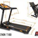 Беговая дорожка Alpin Marathon T-180 White напрокат